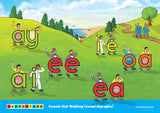 Vowel Scene Posters