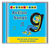 Action Songs (CD)