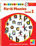 Fix-it Phonics - Level 1 - Workbook 1