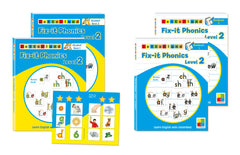 Fix-it Phonics Level 2