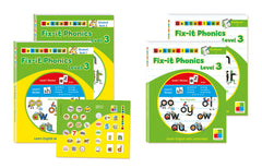 Fix-it Phonics Level 3