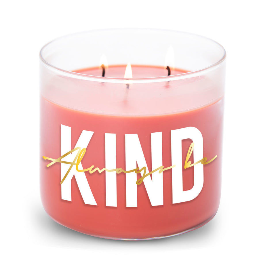 Collections by Colonial Candle Scented Jar Candle, Be Kind, 14.5 oz, Wholesale - 4 pk