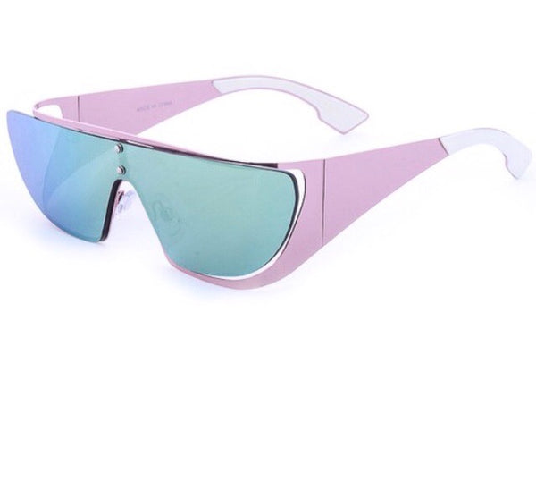 """Galactic""Retro Sunglasses"
