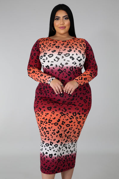 """So Purrfect"" Dress"