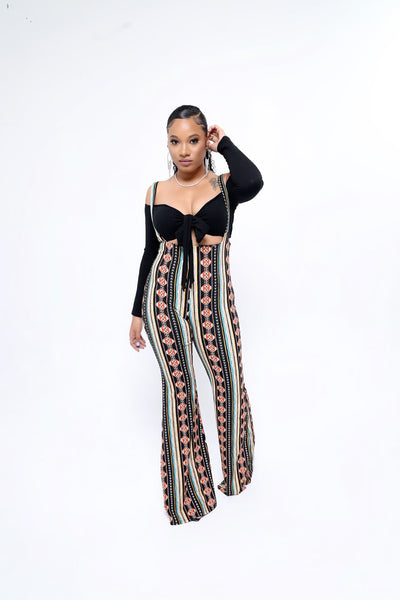 """Monique"" Jumpsuit Set"