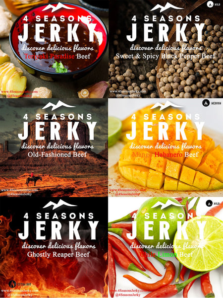 4 Seasons Jerky Collection