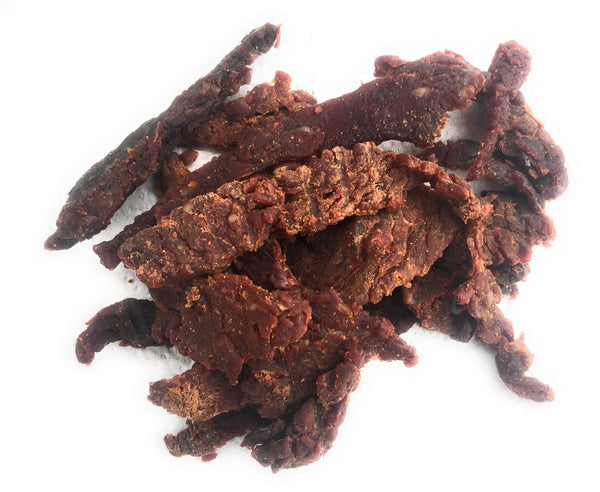 Old-Fashioned Beef Jerky