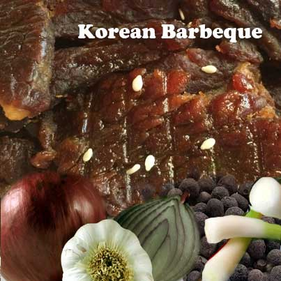 Korean BBQ Beef Jerky by Jeff's Famous Jerky