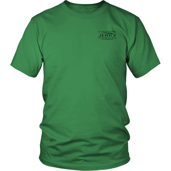 4 Seasons Jerky Shirt - Green