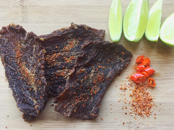 Chile Limón Beef Jerky