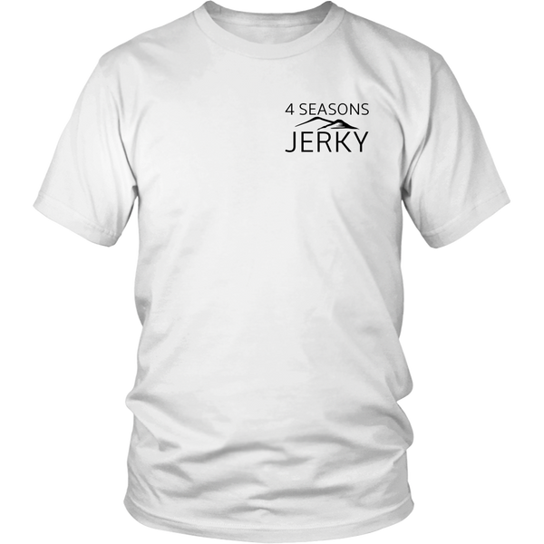 4 Seasons Jerky Shirt - White