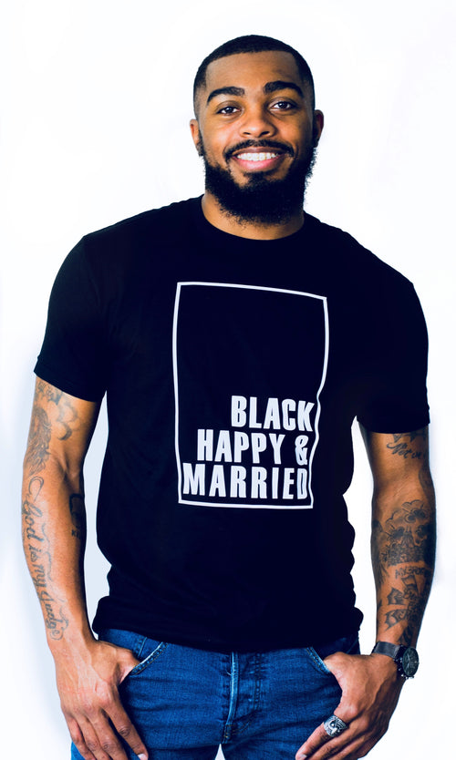 Men Happy, Black, & Married