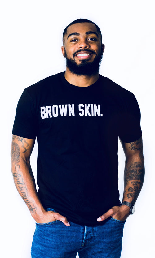 Men Brown Skin