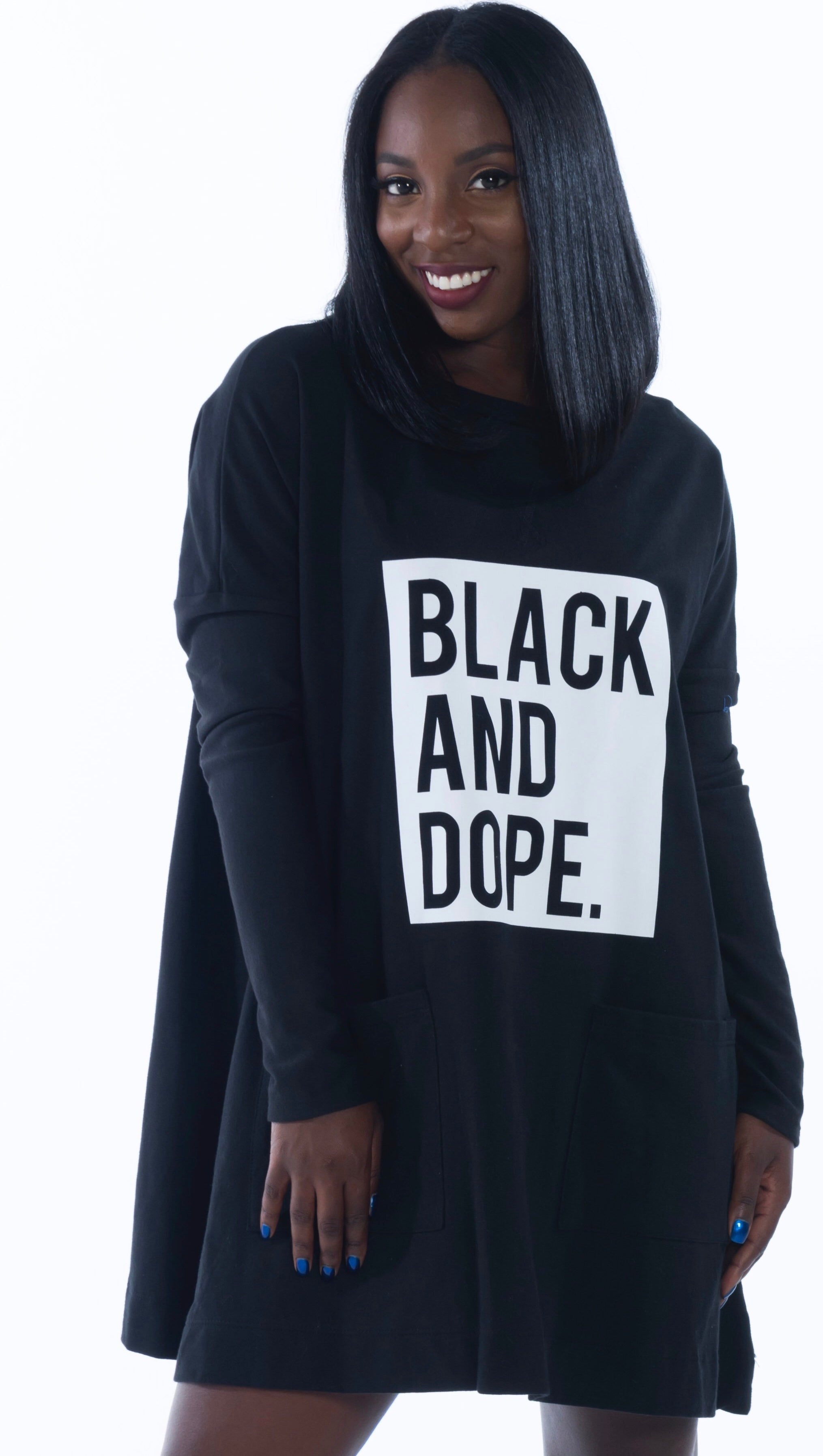 Black and Dope Dress (MORE OPTIONS AVAILABLE)