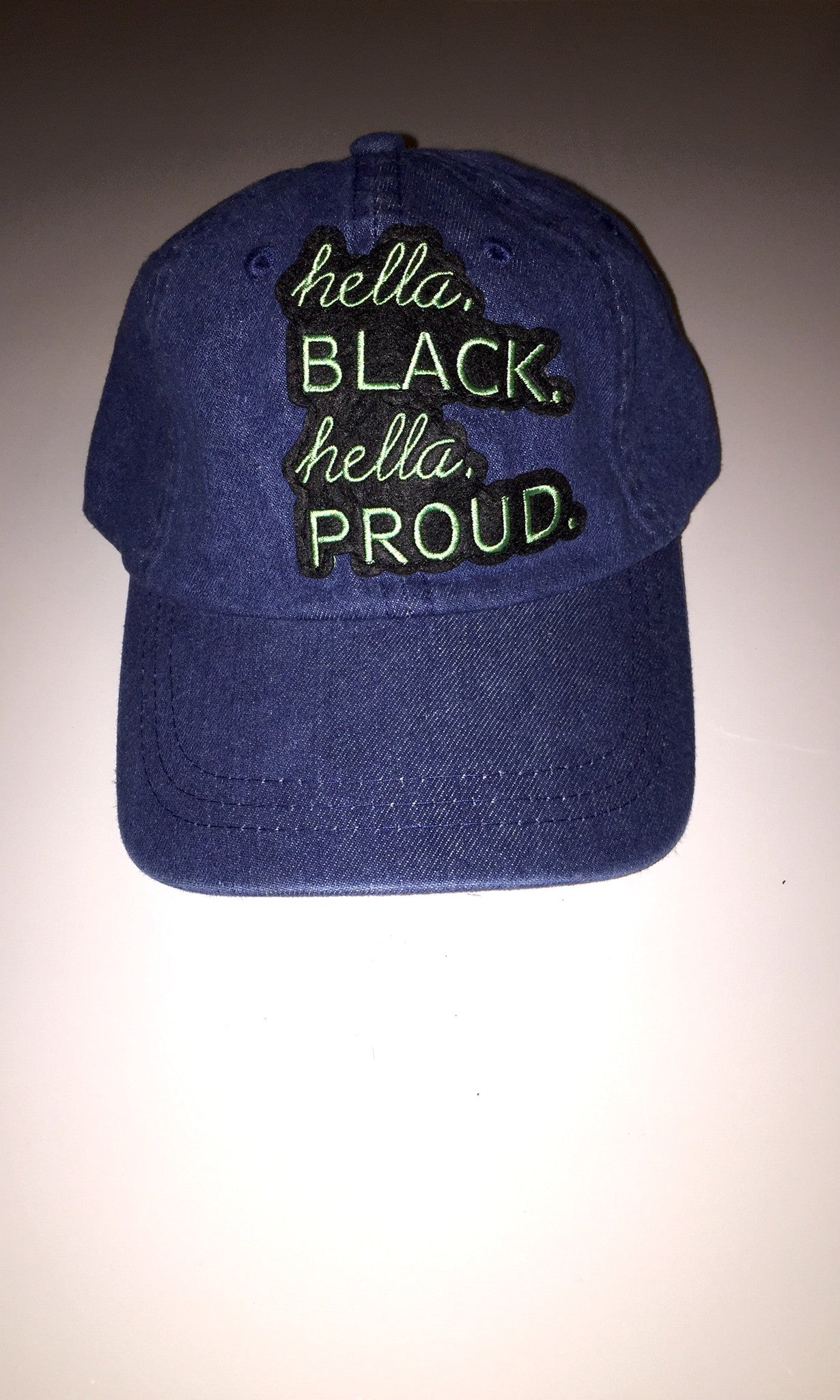 All Dem' Shades Denim Cap - (More Options Available)