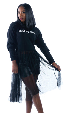 ADS Black Girls Are Lit Unisex Hoodie Sweatshirts (MORE OPTIONS AVAILABLE)