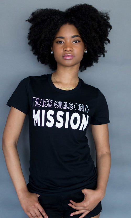 Black Girls On A Mission