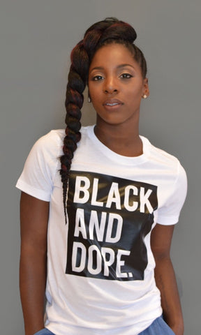 Black Girls Are Lit Unisex Tee
