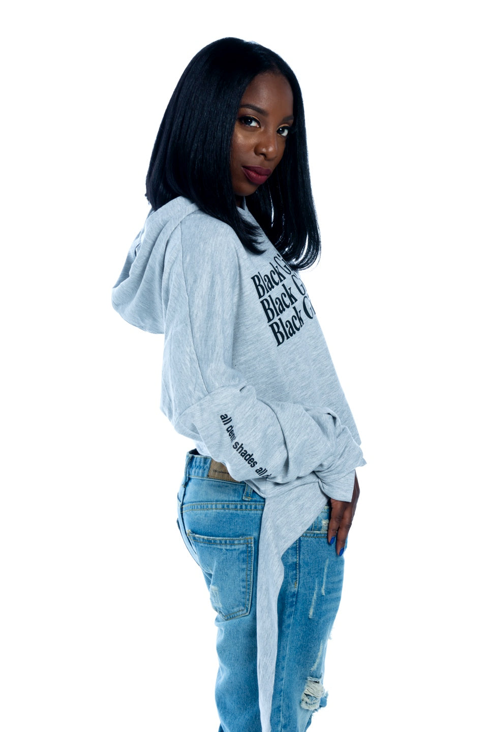 Black Girls Are Lit Sweatshirt - (More Options Available)