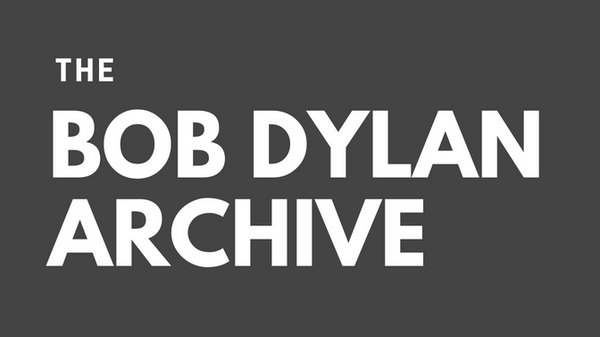 Bob Dylans Archives His Legacy In Tulsa
