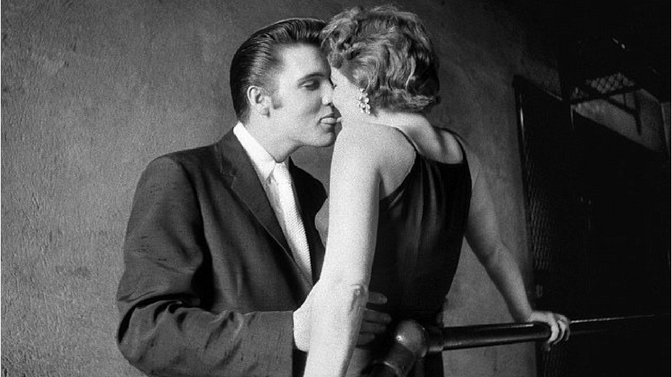 'I Kissed the King' The Story of Elvis and Barbara Gray