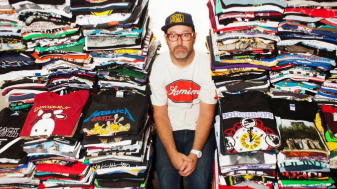 Band T-Shirts Worth Staring At – Isac Walter's Magnificent Passion