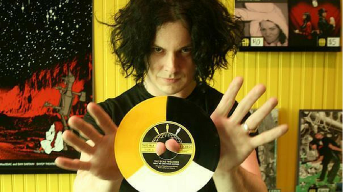 Bringing Vinyl Back to Life With Jack White