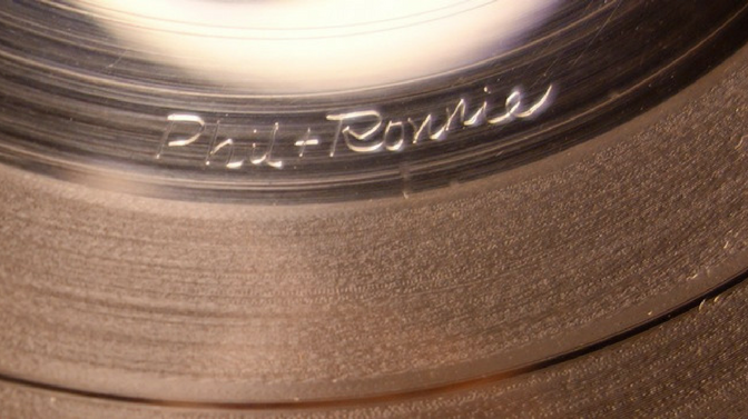 Collecting Vinyl? Look Closely at What's Etched on Your Records