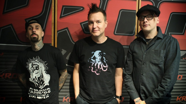 Pop Punk Royalty blink-182 Working on a New Album