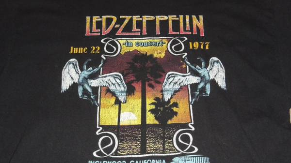 Evolution of Concert T-shirts: One of Music's Biggest Marketing Tools