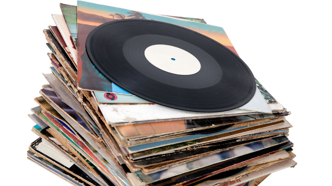 The Vintage Vinyl Market and the Growth in Vinyl Sales