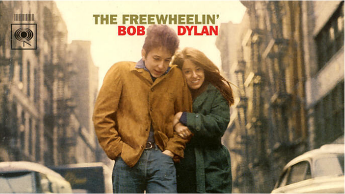 The Story Behind The Cover Of Freewheelin' Bob Dylan