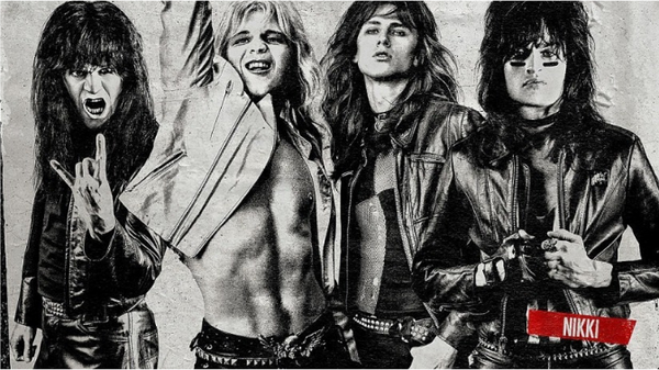 Netflix drops Trailer for Motley Crue Biopic, The Dirt