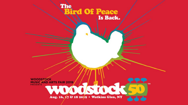 Woodstock Co-Founder Announces 50-Year Anniversary Festival for 2019