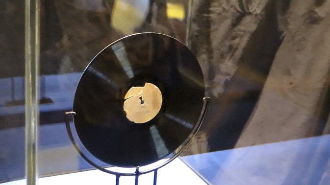 Elvis Presley's First Recording Restored