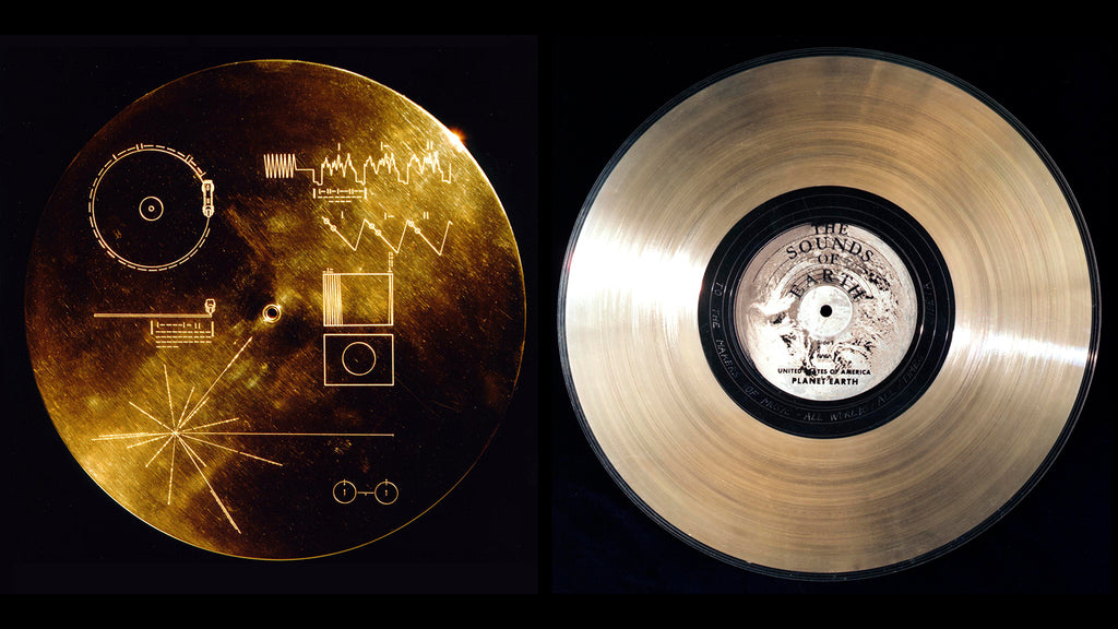 Kickstarter Campaign A Success: Nasa Golden Record On Sale 2018