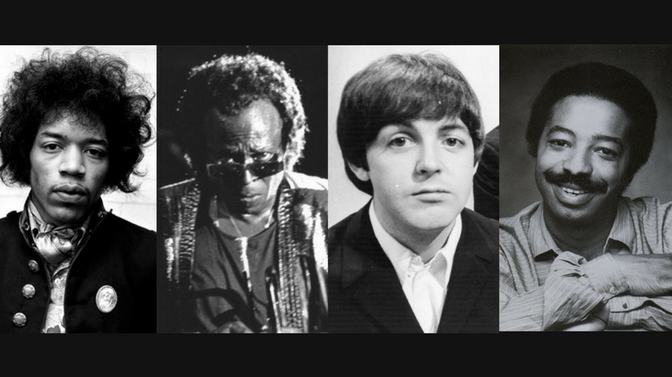Jimi, Miles, Paul & Tony: The Supergroup That Never Was