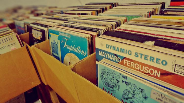 Vinyl Records Sell Every 30 seconds On ebay