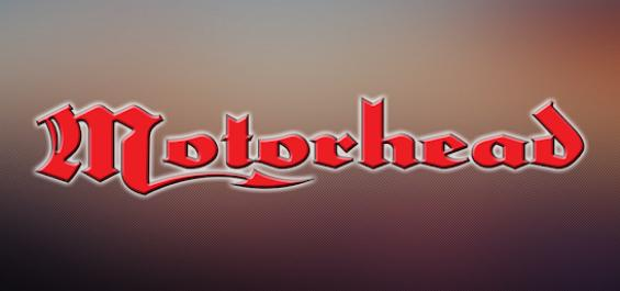 Officially Licensed Motörhead Merchandise
