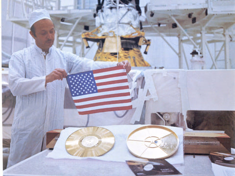 Nasa Golden Record Is Music Memorabilia