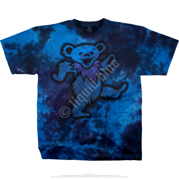 Grateful Dead Big Bear Tie-Dye T-Shirt is available at Rocker Tee Shirts