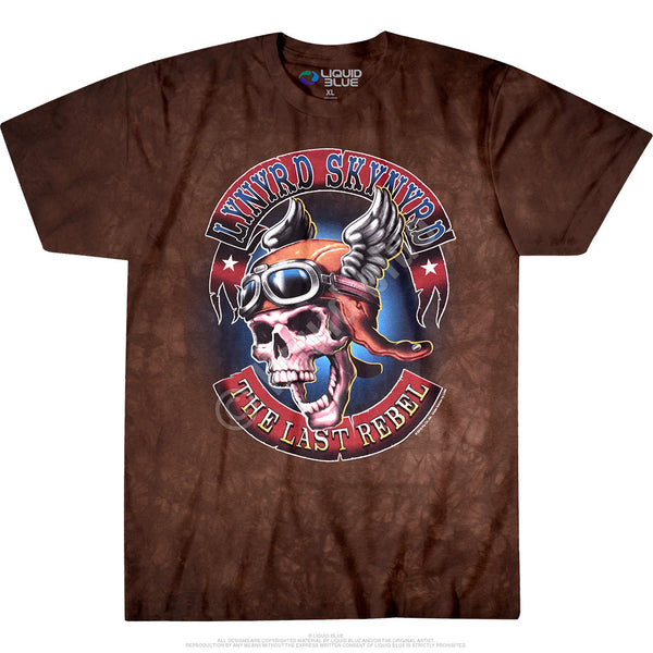 South Of Heaven Tie-Dye T-Shirt