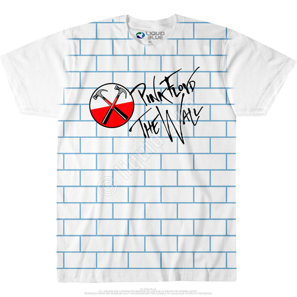 The Wall White T-Shirt