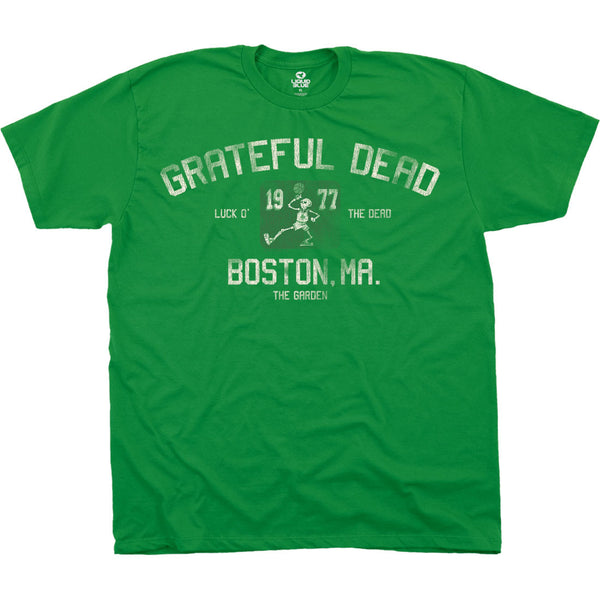The Garden Green Athletic T-Shirt