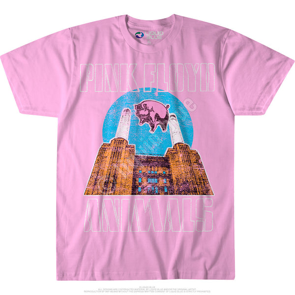 Animals Pink T-Shirt
