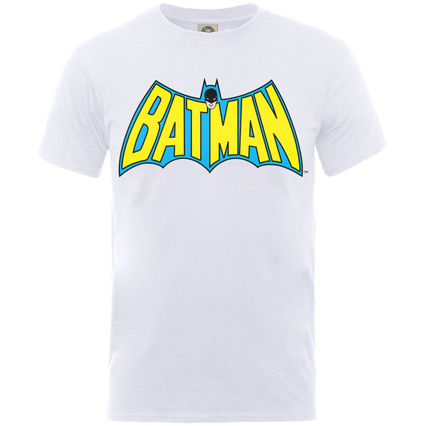 DC Comics Kids Tee: Batman Logo (12 - 13 Years)