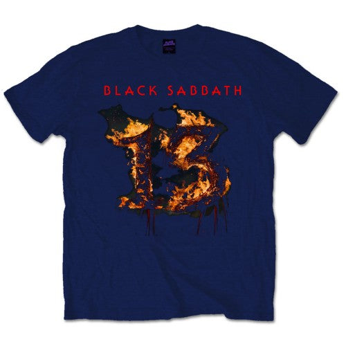 Black Sabbath Unisex Tee: 13 New Album  DO NOT USE