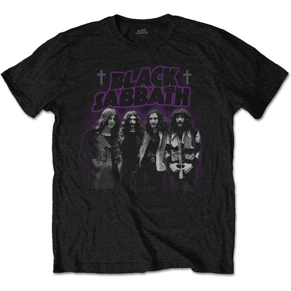 Black Sabbath Unisex Tee: Masters of Reality