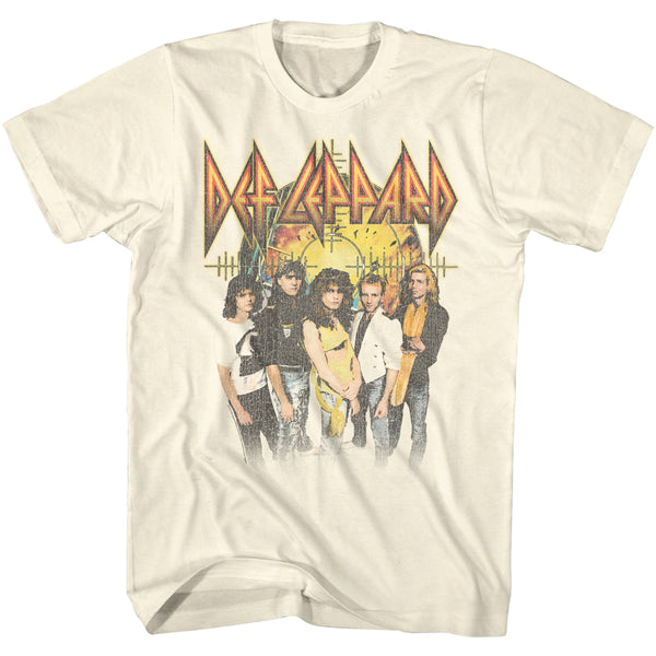 Def Leppard Splosion adult short sleeve t-shirt.