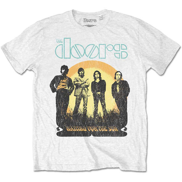 The Doors Unisex Tee: Waiting for the Sun (XX-Large)